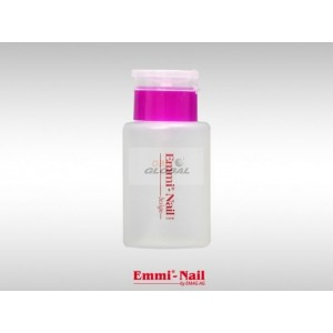 Emmi-nail dozirna posodica - dispenzer 150 ml roza