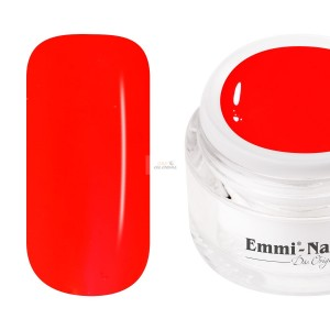 Emmi-nail color NEON RED 5 ml